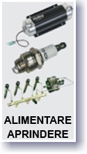 Piese auto - Alimentare, Aprindere